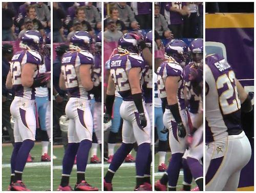 Harrison Smith's Butt