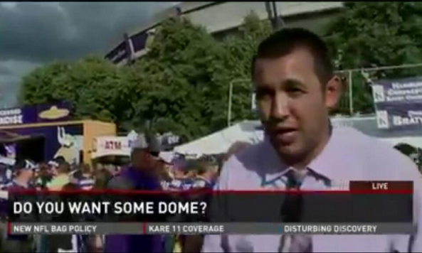 kare 11 want some dome