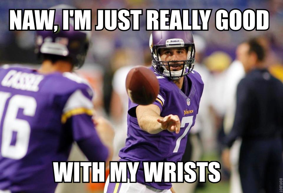 Christian Ponder Texans Preseason