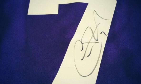 signed ponder jersey