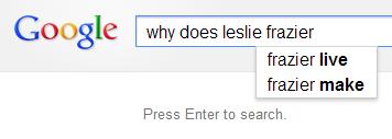 Google Leslie Frazier