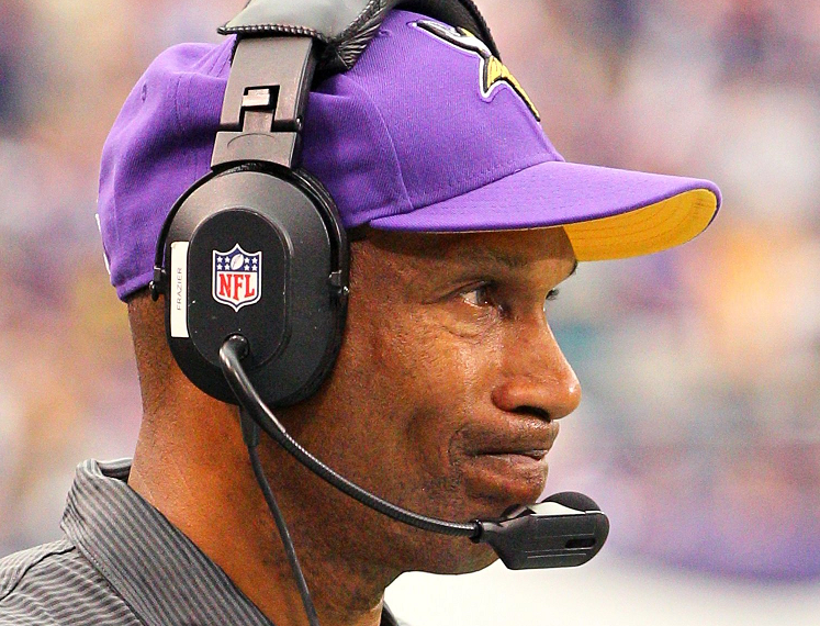 Leslie Frazier Angry