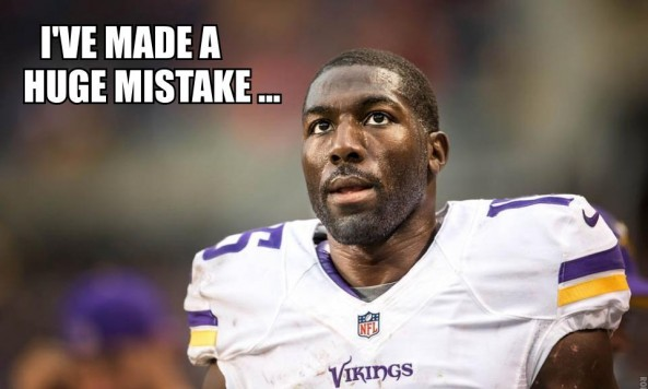 greg jennings mistake meme