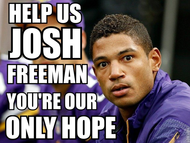 Josh Freeman