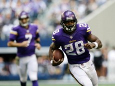 adrian peterson cowboys 2013