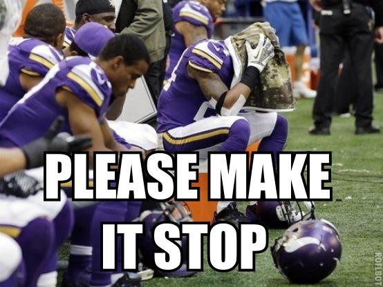 Vikings lose to Cowboys
