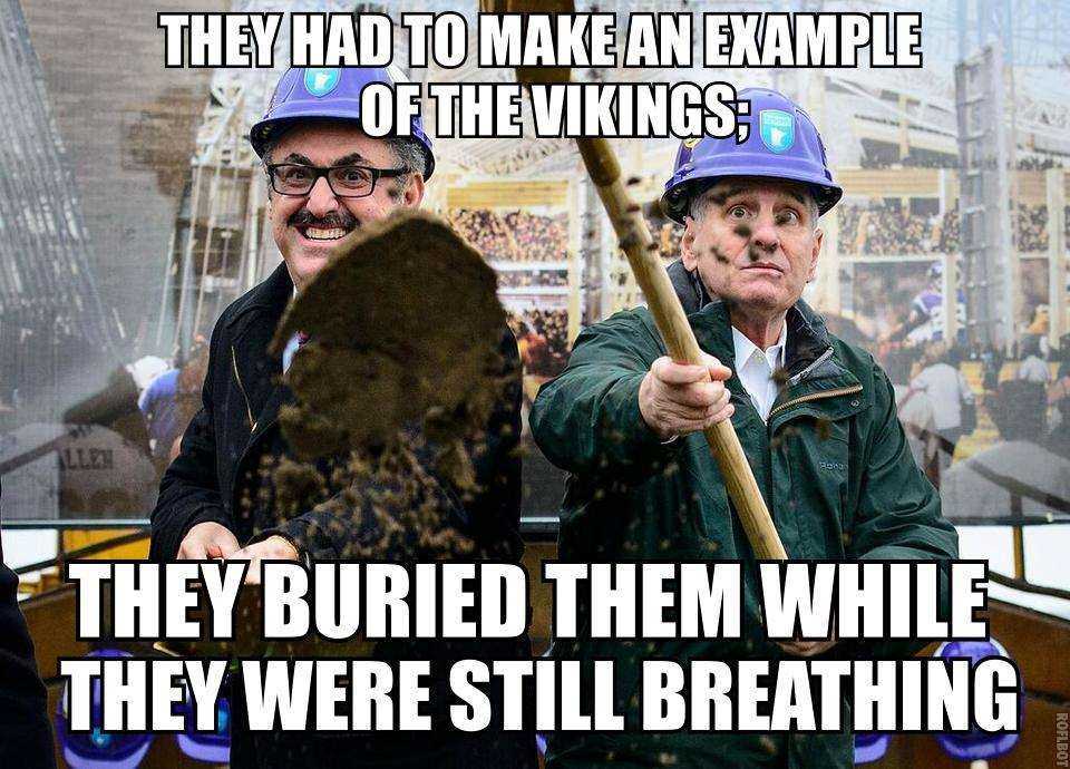 Creepy Zygi Wilf Picture