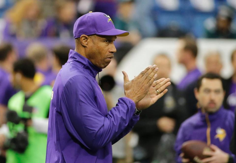 Leslie Frazier Eagles