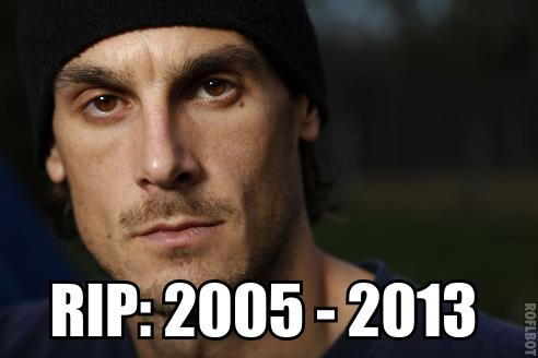 RIP Chris Kluwe Vikings