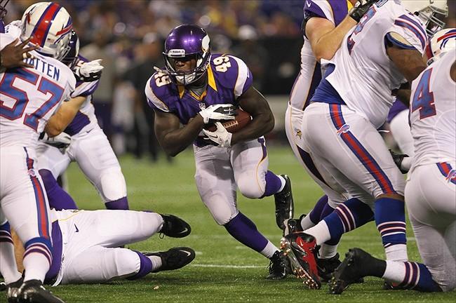 Derrick Coleman Vikings