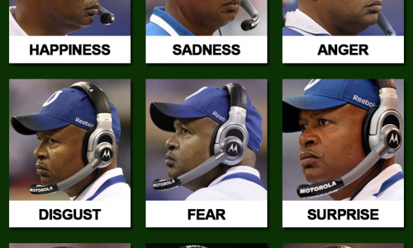 jim caldwell faces