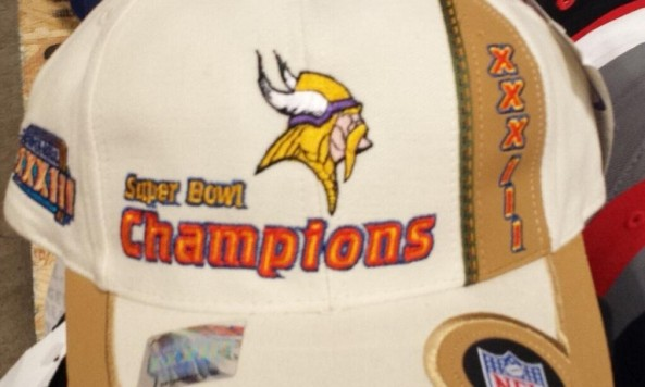 Vikings Super Bowl Champs