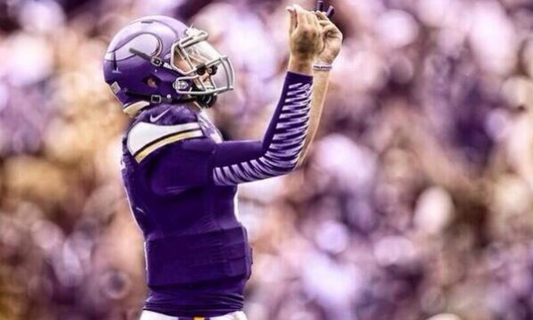 Johnny Manziel Vikings