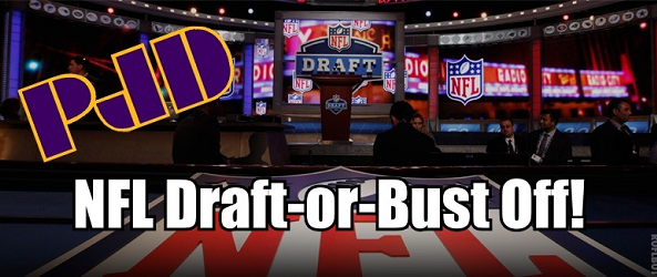 draft or bust 2014