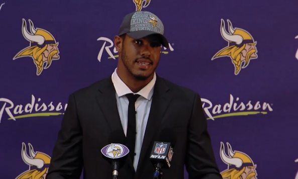 anthony barr vikings press conference