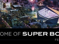 vikings stadium super bowl 2018