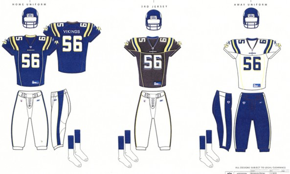 black vikings uniforms