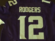 aaron rodgers vikings jersey