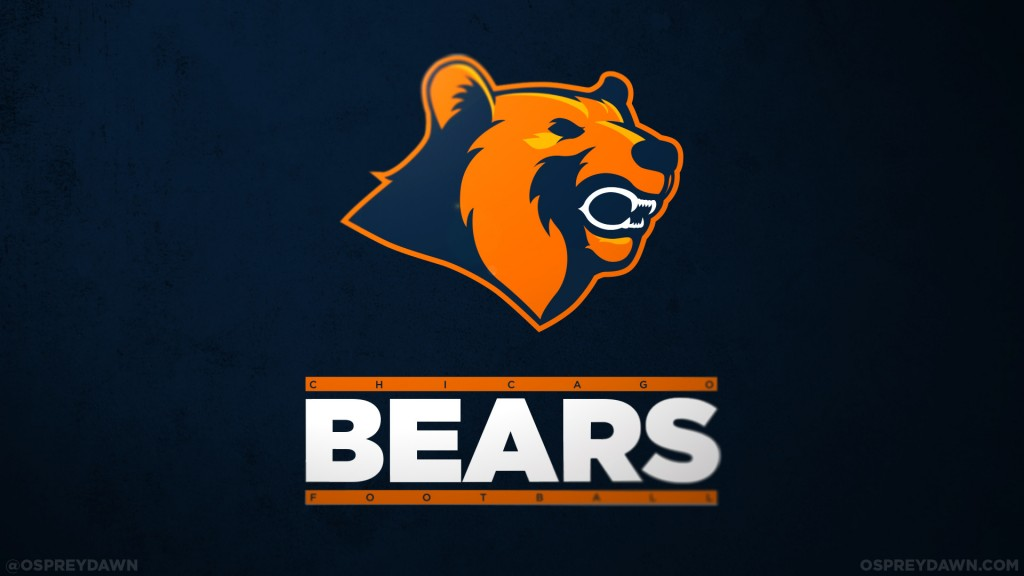 bears logo redesign 2014