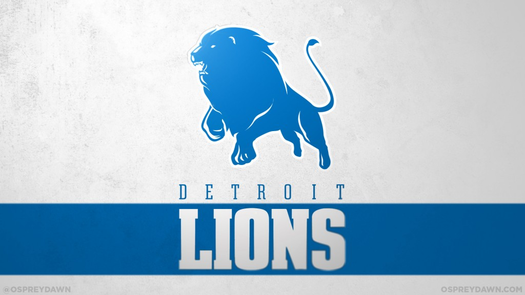 lions logo redesign 2014