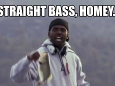 Randy Moss STRAIGHT BASS HOMEY