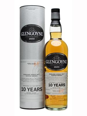 glengoyne 10 scotch