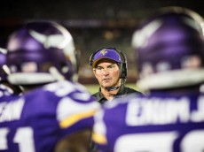 mike zimmer raiders 2014