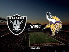 raiders vs vikings