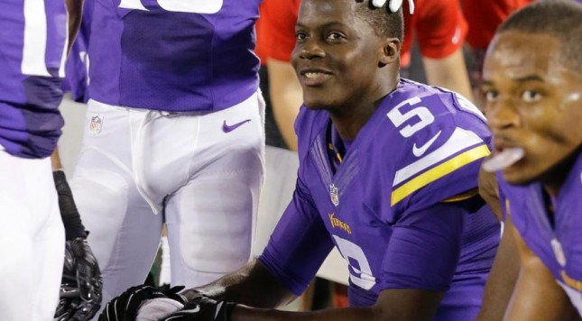 teddy bridgewater cardinals 2014