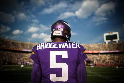 teddy bridgewater raiders 2014