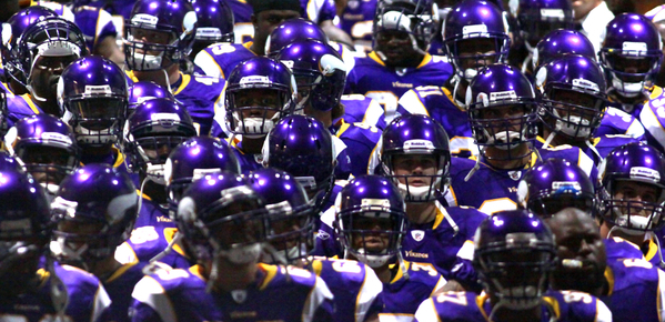 vikings team photo