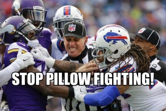 vikings bills 2014