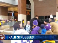 matt kalil hat gate