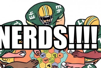 packers are nerds