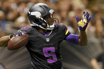 vikings black uniform alternates