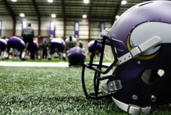 vikings helmet 2015 free agency