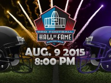 vikings steelers hall of fame game 2015