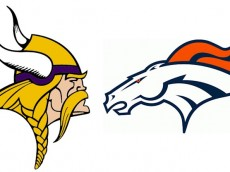minnesota-vikings-vs-denver-broncos-logos