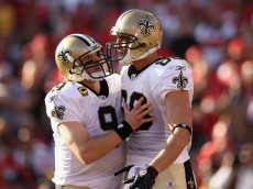 Jimmy-Graham-Drew-Brees