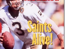 Saints Bobby Hebert 1991