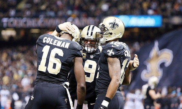 Jerseys NFL Outlet - New Orleans Saints Offensive Player Grades vs. Carolina Panthers ...