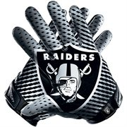 Raiders Gloves