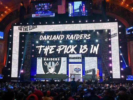 Raiders-draft