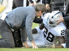 Latavius Murray injury