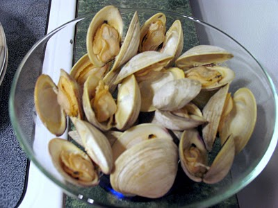 clamsbeersteamed