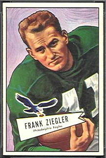 119_Frank_Ziegler_football_card