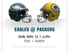 EaglesatPackers