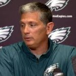 Parse the Schwartz, please… Eagles new DC shakes things up…