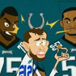 Eagles face a realistic preseason test against the Indy Colts this Saturday…