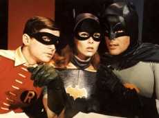Mandatory credit: TM & copyright 20th Century Fox. No Merchandising. Editorial Use Only. No Book Cover Usage. No Book or TV usage without prior permission from Rex  Mandatory Credit: Photo by Everett/REX Shutterstock (417280o)  BURT WARD, YVONNE CRAIG AND ADAM WEST IN 'BATMAN' TV - 1966 - 68  VARIOUS SUPER HEROES